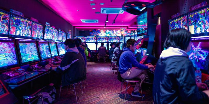 Lošimų automatai pritraukia daugybę žaidėjų
